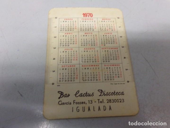 Coleccionismo Calendarios: calendario 1970 - Foto 2 - 173011432
