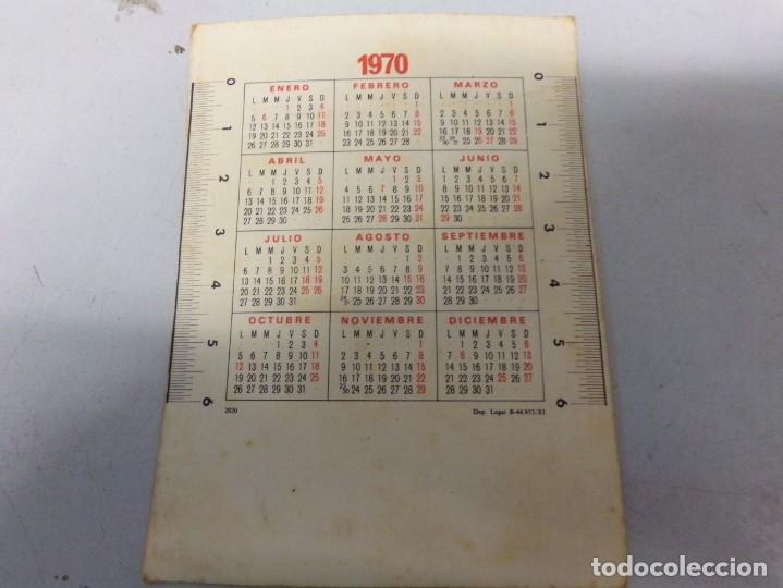 Coleccionismo Calendarios: calendario 1970 - Foto 2 - 173014280