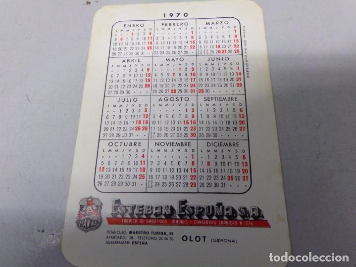 Coleccionismo Calendarios: calendario 1970 - Foto 2 - 173015408