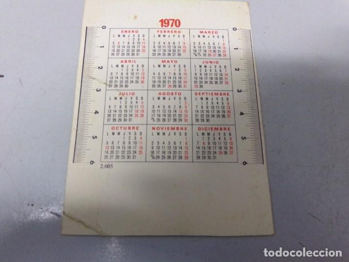 Coleccionismo Calendarios: calendario 1970 - Foto 2 - 173016405