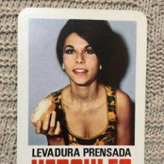 Coleccionismo Calendarios: CALENDARIO FOURNIER 1968, NUEVO. Lote 173018989