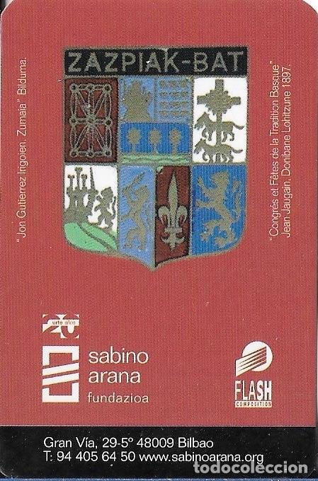 Calendario 2008.Calendario 2008 Fundazioa Sabino Arana