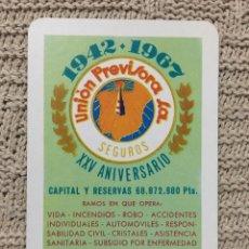 Coleccionismo Calendarios: CALENDARIO FOURNIER 1968, NUEVO. Lote 173023193