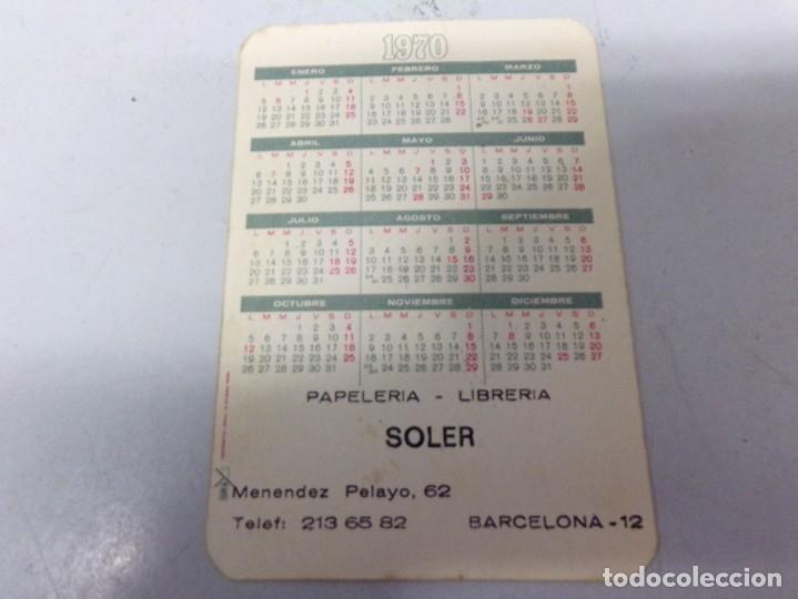 Coleccionismo Calendarios: calendario 1970 - Foto 2 - 173150613
