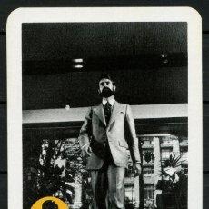 Coleccionismo Calendarios: CALENDARIO DE BOLSILLO, BANCO GUIPUZCOANO, 1975, H. FOURNIER. Lote 173162138