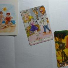 Coleccionismo Calendarios: LOTE CALENDARIOS DIF.AÑOS HUMORISTICOS. Lote 173163279