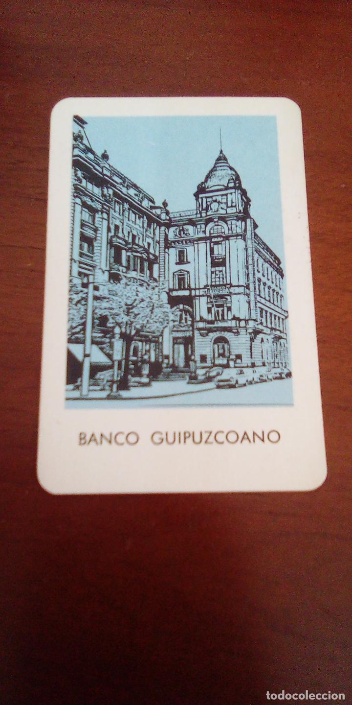 CALENDARIO FOURNIER. BANCO GUIPUZCOANO. AÑO 1971. (Coleccionismo - Calendarios)
