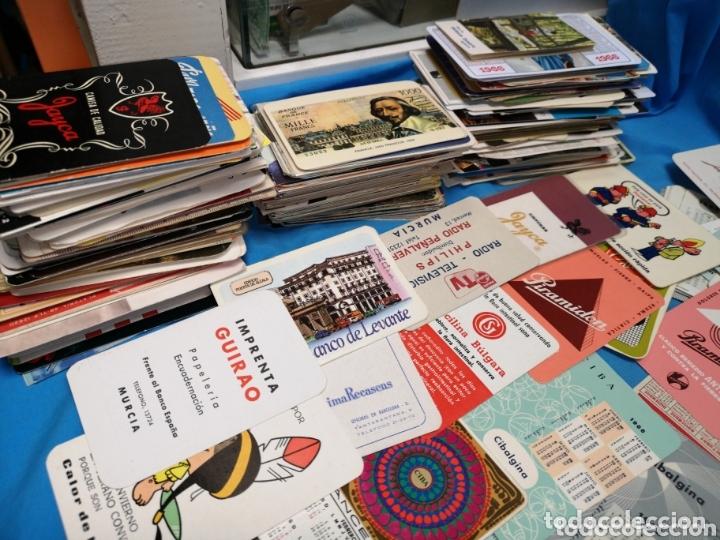 LOTE DE MÁS DE 700 CALENDARIOS NO FOURNIER, AÑOS 60/70/80 (Coleccionismo - Calendarios)