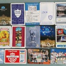 Coleccionismo Calendarios: 18 CALENDARIOS FOURNIER DE 1986 A 2004. Lote 173489453