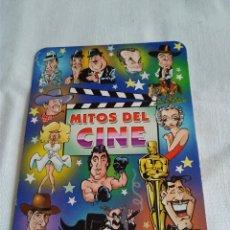 Coleccionismo Calendarios: 17-CALENDARIO MITOS DEL CINE GIJON 2005. Lote 173563740