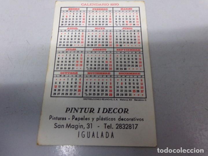 Coleccionismo Calendarios: calendario 1970 - Foto 2 - 173579225