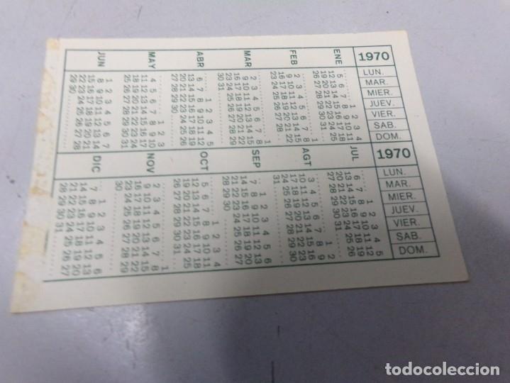 Coleccionismo Calendarios: calendario 1970 - Foto 2 - 173582074