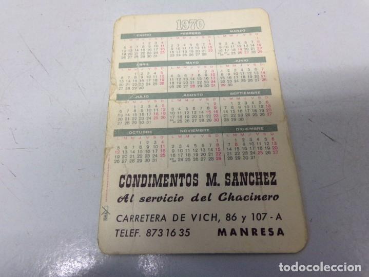 Coleccionismo Calendarios: calendario 1970 - Foto 2 - 173582445