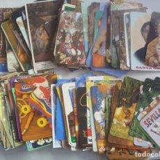 Coleccionismo Calendarios: LOTE DE 100 CALENDARIOS DE BOLSILLO , DISTINTOS AÑOS Y TEMATICAS , VER FOTOS ADICIONALES. Lote 173603709