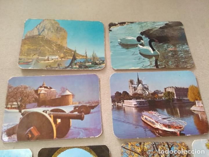 Coleccionismo Calendarios: 8 CALENDARIOS PUBLICIDAD GIJON , AVILES....~ PAISAJES,PUEBLOS,ETC..~ (AÑOS 1971/72/75/78 ) VER FOTOS - Foto 2 - 173905507
