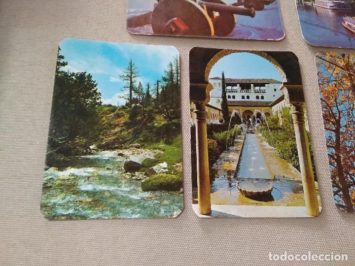 Coleccionismo Calendarios: 8 CALENDARIOS PUBLICIDAD GIJON , AVILES....~ PAISAJES,PUEBLOS,ETC..~ (AÑOS 1971/72/75/78 ) VER FOTOS - Foto 3 - 173905507