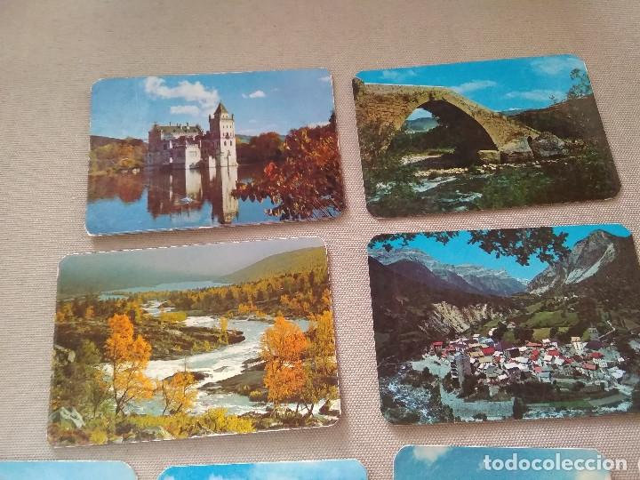 Coleccionismo Calendarios: 8 CALENDARIOS PUBLICIDAD GIJON , BARCELONA.~ PAISAJES,PUEBLOS,ETC..~ (AÑOS 1969/71/72/73 ) VER FOTOS - Foto 2 - 173907868