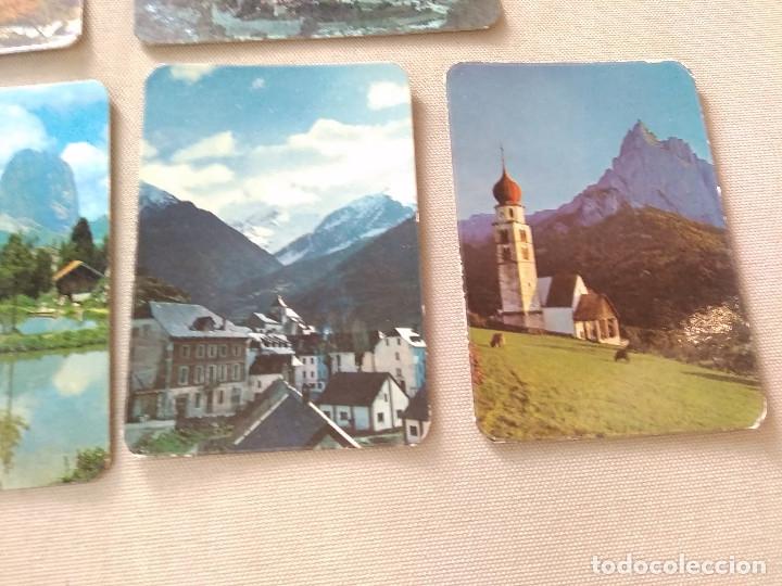 Coleccionismo Calendarios: 8 CALENDARIOS PUBLICIDAD GIJON , BARCELONA.~ PAISAJES,PUEBLOS,ETC..~ (AÑOS 1969/71/72/73 ) VER FOTOS - Foto 3 - 173907868