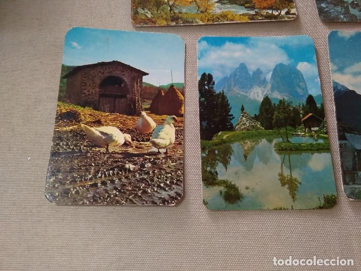 Coleccionismo Calendarios: 8 CALENDARIOS PUBLICIDAD GIJON , BARCELONA.~ PAISAJES,PUEBLOS,ETC..~ (AÑOS 1969/71/72/73 ) VER FOTOS - Foto 4 - 173907868