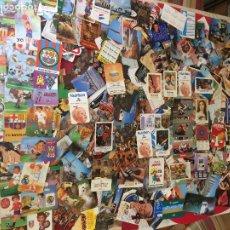 Coleccionismo Calendarios: LOTE DE 726 CALENDARIOS - NO FOURNIER - ¡ ¡ ¡ POR SÓLO 1.- EURO DE SALIDA ! ! ! - VER DETALLES. Lote 173969562