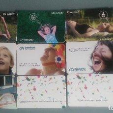 Coleccionismo Calendarios: 33 CALENDARIOS DE BANKOA (HAY 11 MODELOS Y 3 DE CADA UNO). Lote 173976380