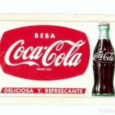 Coleccionismo Calendarios: CALENDARIO FOURNIER. 1960. COCA COLA.. Lote 173988484