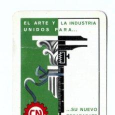 Coleccionismo Calendarios: CALENDARIO FOURNIER. 1960. CARLOS NAVARRO. Lote 173988865