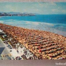 Coleccionismo Calendarios: CALENDARIO PUBLICIDAD GIJON ~ PLAYA DE SAN LORENZO , GIJON Nº 1002 ~ ( AÑO 1975 ) VER FOTOS. Lote 174009923