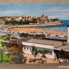 Coleccionismo Calendarios: CALENDARIO PUBLICIDAD GIJON ~ CLUB NAUTICO Y PLAYA DE SAN LORENZO , GIJON Nº 303~(AÑO 1971)VER FOTOS. Lote 174010599