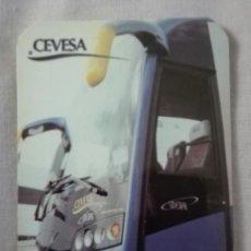 Coleccionismo Calendarios: -78427 CALENDARIO AUTOBUSES CEVESA, AÑO 2003, MEDIOS DE TRANSPORTE. Lote 257556615