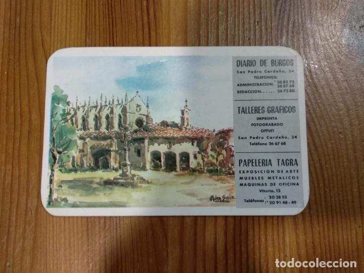 Calendario Diario.Calendario Diario De Burgos 1986