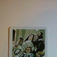 Coleccionismo Calendarios: CALENDARIO FOURNIER. Lote 174232049