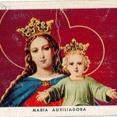 Coleccionismo Calendarios: CALENDARIO FOURNIER - MARIA AUXILIADORA - AÑO 1962 . Lote 174279522