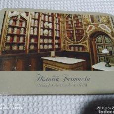 Coleccionismo Calendarios: CALENDARIO BOLSILLO FARMACIA. Lote 174330432