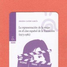 Collezionismo Calendari: CALENDARIO 2010 - KRK EDICIONES - LA REPRESENTACION DE LA MUJER EN EL CINE ESPAÑOL DE LA TRANSICION . Lote 174993480