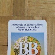 Coleccionismo Calendarios: CALENDARIO FOURNIER BANCO DE BILBAO AÑO 1981 - NUEVO - VER FOTO ADICIONAL. Lote 175683870
