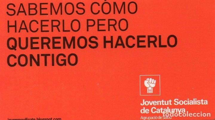 2011 Calendario.Calendario De Publicidad 2011 Junentudes Social Sold