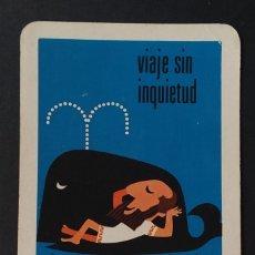 Coleccionismo Calendarios: CALENDARIO FOURNIER. BANCO DE BILBAO. 1970. Lote 175911143