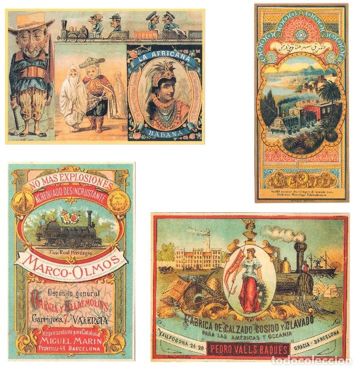 LOTE DE 4 POSTALES CALENDARIO DE 1999. GRÁFICAS SANSUEÑA ZARAGOZA. EX (Coleccionismo - Calendarios)
