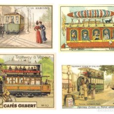 Coleccionismo Calendarios: LOTE DE 4 POSTALES CALENDARIO DE 2007 - GRÁFICAS SANSUEÑA ZARAGOZA. EX. Lote 176016694