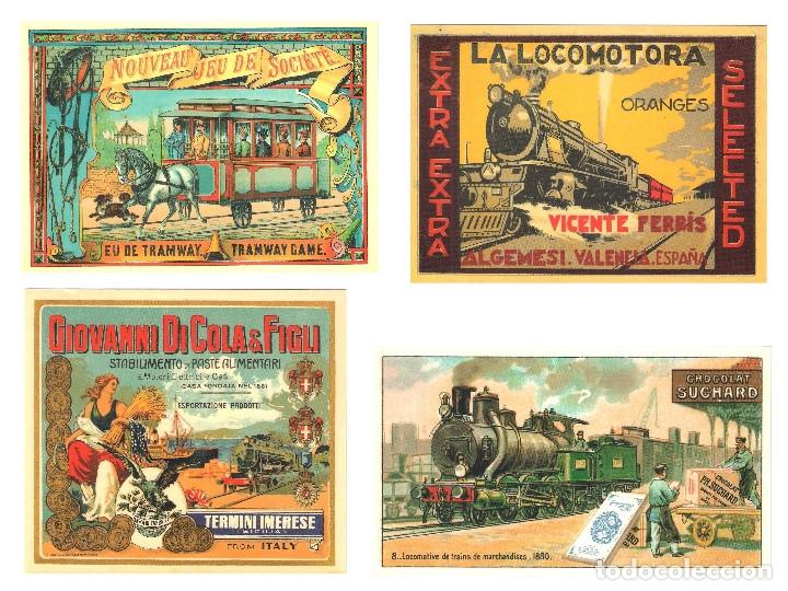 LOTE DE 4 POSTALES CALENDARIO DE 2009 - GRÁFICAS SANSUEÑA ZARAGOZA. EX (Coleccionismo - Calendarios)