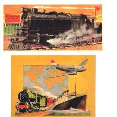 Coleccionismo Calendarios: LOTE DE 3 POSTALES CALENDARIO DE 2010 - GRÁFICAS SANSUEÑA ZARAGOZA. EX. Lote 176073622