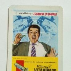 Coleccionismo Calendarios: CALENDARIO FOURNIER AÑO 1964. Lote 176079105
