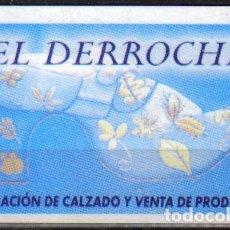 Coleccionismo Calendarios: CALENDARIO BOLSILLO ZAPATERIA EL DERROCHE 2007 POCKET CALENDAR KALENDER CALENDRIER KALENDAR. Lote 176136760