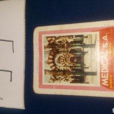 Coleccionismo Calendarios: ATENCIÓN CALENDARIO FOURNIER 1957 MÉDICAL S. A VER FOTOS Y DESCRIPCIÓN. Lote 176399032