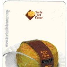 Coleccionismo Calendarios: CALENDARIO TORTA DEL CASAR 2005. Lote 176402045