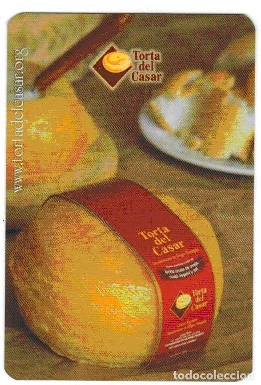 CALENDARIO TORTA DEL CASAR 2005 (Coleccionismo - Calendarios)
