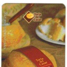 Coleccionismo Calendarios: CALENDARIO TORTA DEL CASAR 2005. Lote 176402174