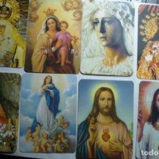 Coleccionismo Calendarios: LOTE CALENDARIOS RELIGIOSOS DIF.AÑOS. Lote 176411232