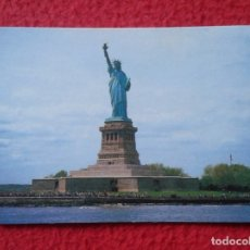Coleccionismo Calendarios: CALENDARIO DE BOLSILLO MONUMENTO LA ESTATUA LIBERTAD ESTADOS UNIDOS USA NUEVA NEW YORK LIBERTY..VER. Lote 176503838